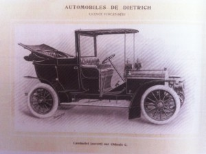 landaulet--300x224 Lorraine Dietrich 1905 Lorraine Dietrich Lorraine Dietrich Landaulet de 1905
