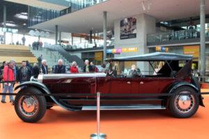 Bugatti 41 Royale Packard Prototype (1926)