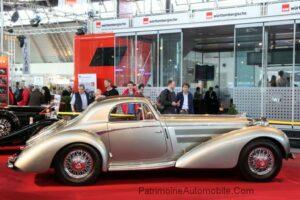 Horch 853 Sport Coupé (1937) - mit Erdmann & Rossi Karosserie