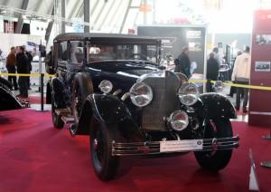 Mercedes Benz 830 K (1929) - mit Karosserie von Erdmann & Rossi