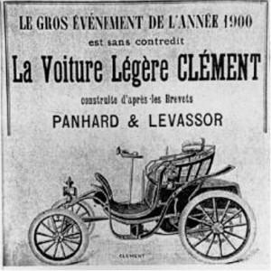 clement-bayard 1900