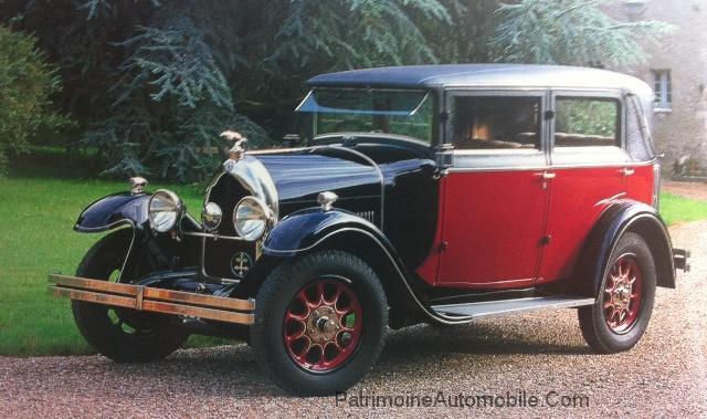lorraine dietrich b3 6 mamy de 1926 patrimoine automobile com. Black Bedroom Furniture Sets. Home Design Ideas