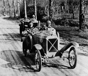Salmson cyclecar