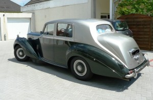 Bentley R Type de 1954 1