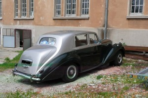 Bentley R Type de 1954 4 - Copie