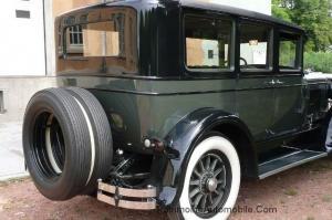 Copie-de-CADILLAC-314-de-1926-14-300x199 Cadillac série 314 de 1926 disponible à la vente A Vendre Cadillac 314 de 1926