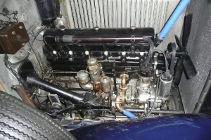 Copie de Rolls Royce 2025 HOOPER SPORT SALOON de 1932 2