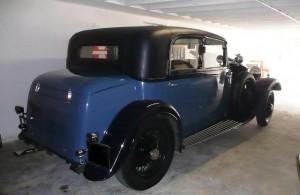 Copie de Rolls Royce 2025 HOOPER SPORT SALOON de 1932 6