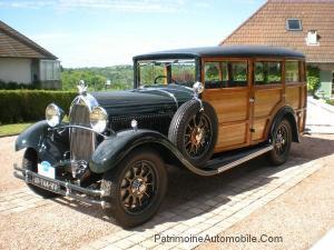 talbot-M75c-3-300x225 Talbot M75 C de 1930 Woodie Talbot M75 C de 1930 Woodie