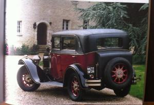 photo-1-Copie-2-Copier-300x206 Lorraine Dietrich B3/6 de 1923 dans Rétroviseur (2001) Lorraine Dietrich B3/6 de 1923