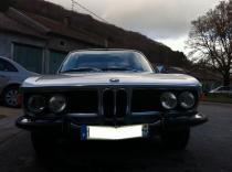BMW E9 3.0 CSI de 1972  -Vendue-