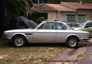bmw-coté-dte-Copier-Copier-300x211 BMW E9 3.0 CSI de 1972  -Vendue- BMW E9 3.0 csi de 1972