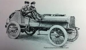 De-Dion-Bouton-Copier-300x177 En route pour Madrid 1/2 Autre Les voitures du Paris-Madrid de 1903