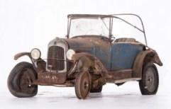 Citroën Type C 5 HP torpédo trèfle - 1924