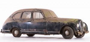 Delahaye GFA 148 L limousine Guilloré - ca 1949