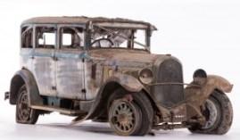 Delaunay Belleville Type VL8 limousine - ca 1932 Châssis n° 60017