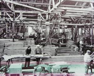 P1020087-Copier-300x244 Visite d'usine (De Dietrich Lunéville) Visite de l'Usine De Dietrich de Lunéville