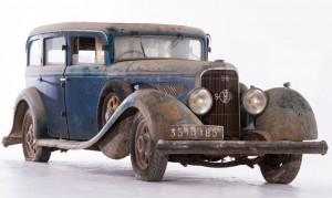 Panhard-Levassor 6CS (Type X72) limousine