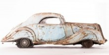 Panhard et Levassor Dynamic X76 Coupé Junior - ca 1936 Châssis n° 200204
