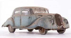 Panhard et Levassor Dynamic X77 (140) berline - ca 1936