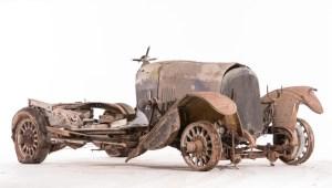 voisin-c3-1923-1-300x170 Voisin C3 de 1923 en vente à Retromobile 2015 Voisin