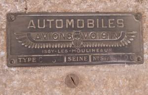 voisin c3 1923 9