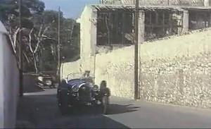 1925 Lorraine-Dietrich B3-6 15CV dans Borsalino, Film, 1970 2
