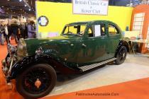 Rover 14 Streamline Coupé de 1935