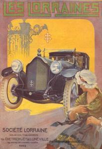 LD-1919-affiche-pub-D26-30hp-205x300 Affiche Lorraine Dietrich 1919 Affiche Lorraine Dietrich 1919 Lorraine Dietrich