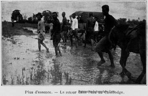 Les-Prouesses-de-lAutomobile-au-Cambodge-LD9-300x195 Voyage en Lorraine Dietrich du Comte de Montpensier en Indochine (1908) Divers la Lorraine Dietrich du Comte de Montpensier en Indochine