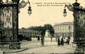 Nancy-Place Stanislas