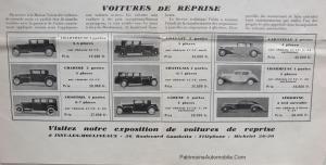 "Voisin-à-vendre-300x152 Voisin C23 ""Char"" de 1931 Voisin"