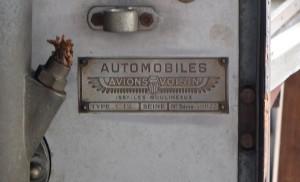 Voisin C12 1927 12
