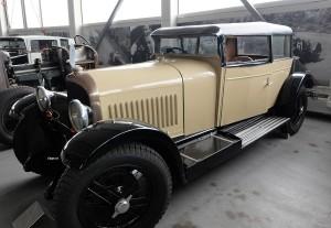 Voisin C14 Lumineuse 1927 1