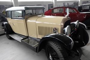 """Voisin-C14-Lumineuse-1927-4-300x199 Voisin C14 """"Lumineuse"""" de 1927 (Fondation Hervé) Voisin"""