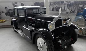 Voisin-C23-Charente-1930-3-300x179 Voisin C23 Charente de 1930 (Fondation Hervé) Voisin