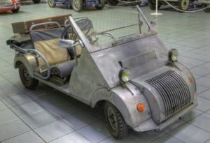 Voisin-C31-Biscooter-1951-5-300x205 Voisin C31 Biscooter de 1951 (Fondation Hervé) Voisin