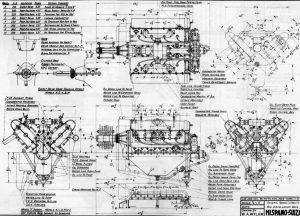 HS Engine V8