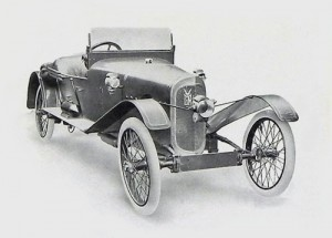 Cyclecar GN version 1921