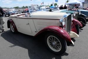 Salmson S4 Roadster 1931 2