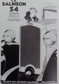 Salmson S4 Roadster 1931 8