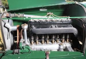 Sunbeam 1912 Coupe de l'Auto Replica 10