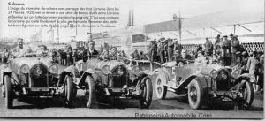1926-24H.Mans-3-300x137 Lorraine Dietrich aux 24h du Mans de 1926 Divers Lorraine Dietrich Lorraine Dietrich aux 24h du Mans de 1926