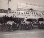 Le Mans 26 start