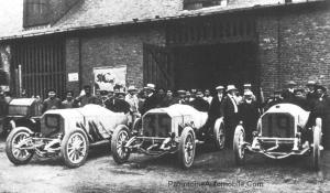 "Mercedes-1908_GPDieppe-6-300x175 Mercedes-Simplex ""Grand prix de France"" 1908 Cyclecar / Grand-Sport / Bitza Divers Voitures étrangères avant guerre"