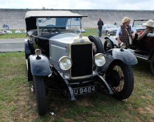 Vauxhall-14-40-1926-1-300x238 Vauxhall 14/40 LM de 1926 Cyclecar / Grand-Sport / Bitza Divers Voitures étrangères avant guerre