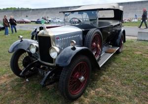 Vauxhall 14-40 1926 2