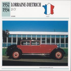 Lorraine-Dietrich-20cv-1-300x300 Lorraine 20 CV (types 310/311) Lorraine 20 Cv