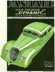 panhard1939-227x300 PANHARD & LEVASSOR Dynamic Coupé de 1936 Divers Voitures françaises avant-guerre