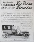 DE-DION-BOUTON-8-cyl-2-245x300 De Dion-Bouton 14 CV TYPE CS2 de1911 Divers